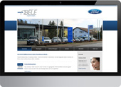 Autohaus Abele - Responsive Webdesign